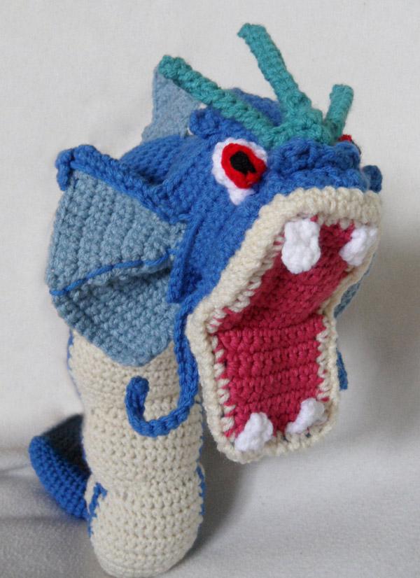 Crocheting Pokemon : Objeto Nerd Precisar, nao precisa. Mas queremos!